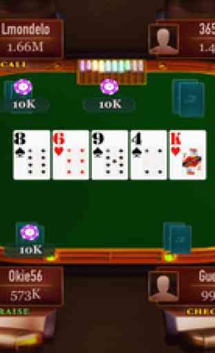 Mega Poker Texas Holdem 1