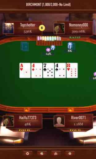Mega Poker Texas Holdem 2