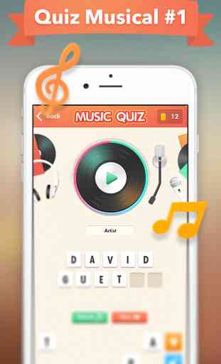 Music Quiz - quiz musical ! 1
