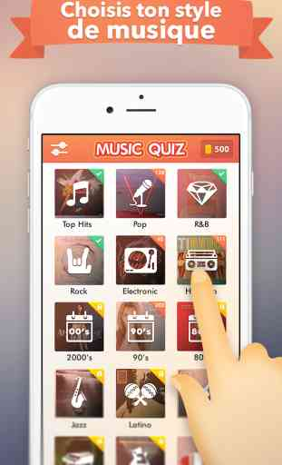 Music Quiz - quiz musical ! 3
