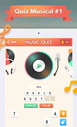 Music Quiz - quiz musical ! 4