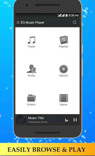 Equalizer Music Player 1