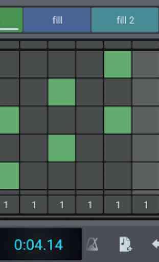 n-Track Studio 8 Musique DAW 2