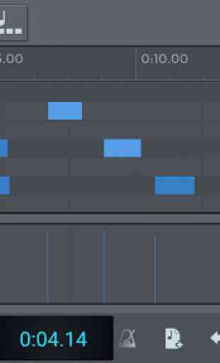 n-Track Studio 8 Musique DAW 4