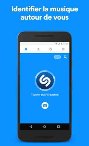 Shazam - Découvrez la musique 2