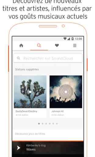 SoundCloud - sons & musiques 1