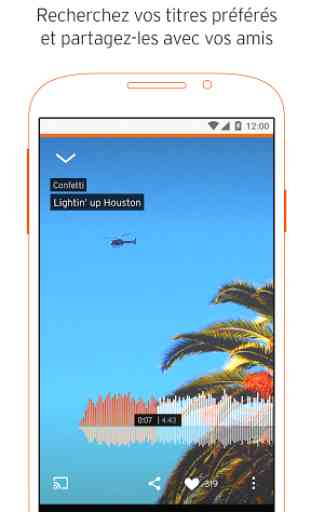SoundCloud - sons & musiques 3