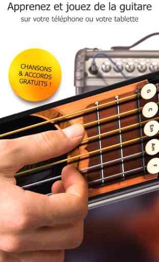 Jouer Guitare Simulateur 1