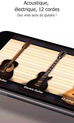 Jouer Guitare Simulateur 3