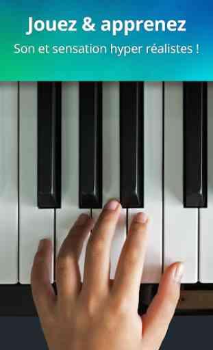 Piano Gratuit: Jeux de Musique 1