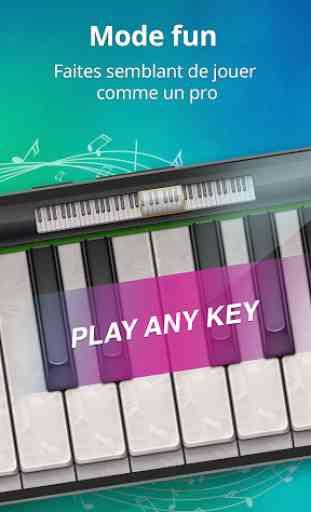 Piano Gratuit: Jeux de Musique 3