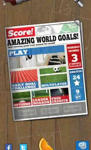 Score! World Goals 3