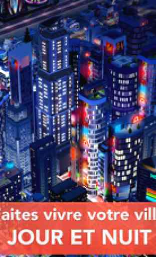 SimCity BuildIt 4