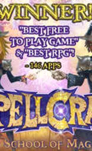 SpellCraft School of Magic 1