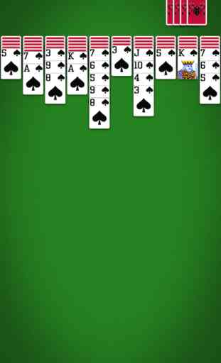 Spider Solitaire Free by MobilityWare 1