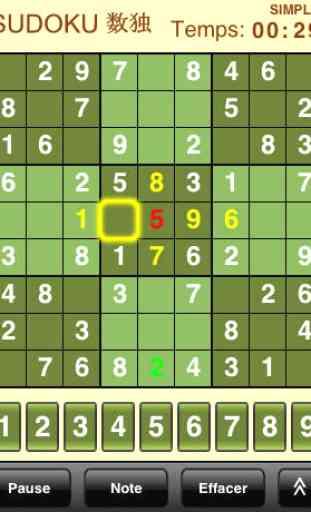 Sudoku (Gratuit) 3