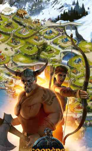 Vikings: War of Clans 3
