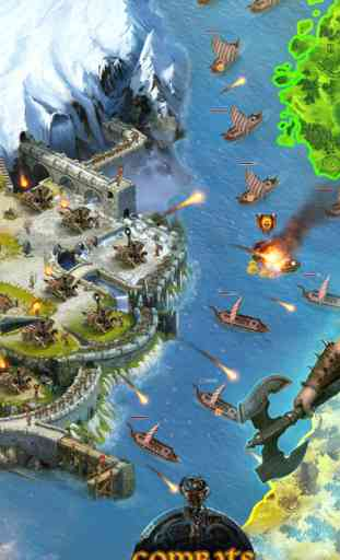 Vikings: War of Clans 4