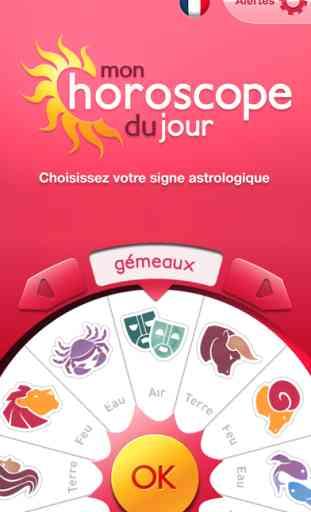 Mon horoscope du Jour 1