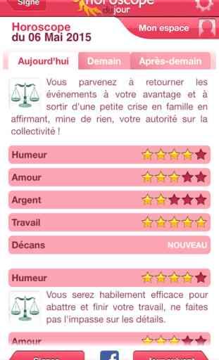 Mon horoscope du Jour 2