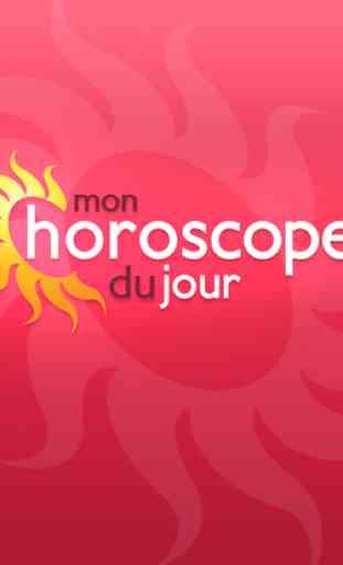 Mon horoscope du Jour 4