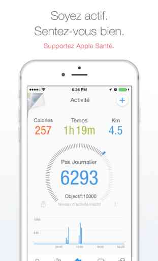 Pacer Pedometer & Step Tracker image 1
