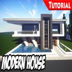 Tuto De Maison Moderne Minecraft Meilleures Applications